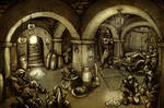 Thieve's Den by butterfrog