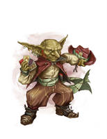 Goblin by butterfrog