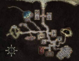 Orgoth Cavern by butterfrog