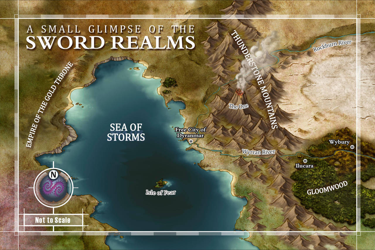 Sword Realms by butterfrog