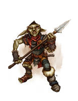Goblin, Rhune by butterfrog