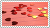 stamp: hearts on the floor f2u by cocoatwist