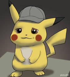 Detective Pikachu Teaser by pichu90
