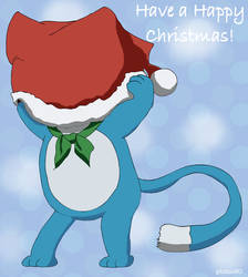 Have a Happy Christmas! by pichu90