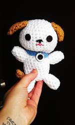 Amigurumi puppy by starrley
