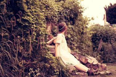 In the secret garden II by LeCoco