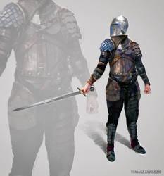 Knighto by grrroch