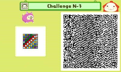 Pushmo - Challenge N-3 by linkkirby8692