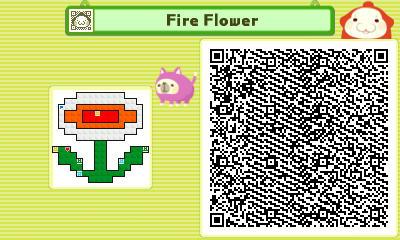 Pushmo - Fire Flower by linkkirby8692