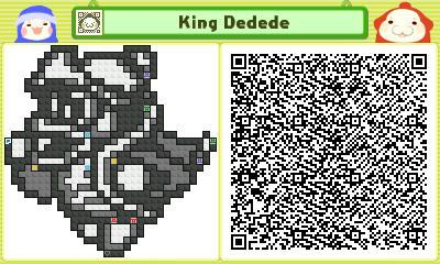 Pushmo - King Dedede by linkkirby8692