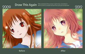 Draw this Again Meme by Pluvias