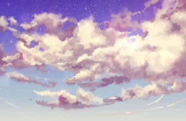 - Sky - by Pluvias