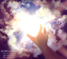 Reaching the skies by Pluvias