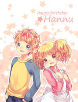 Happy Birthday Hannu by Pluvias