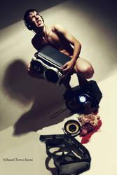 auditory hallucination by DanielTorresStorni