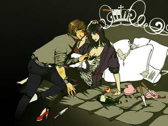 Candy::Bad romance:: by leEGOIST