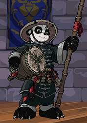 Pan as a Pandaren - Completed by Timothius