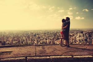 A HUGE Kiss by oO-Rein-Oo