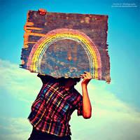 Mr. Rainbow by oO-Rein-Oo