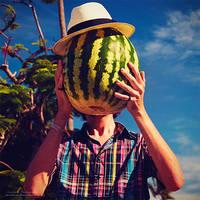 Mr. Watermelon by oO-Rein-Oo