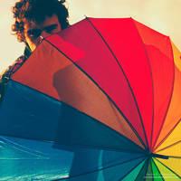 Through Rainbow Colors by oO-Rein-Oo