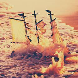 Shipwreck by oO-Rein-Oo