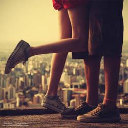 Love Is A Little Higher by oO-Rein-Oo