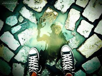 Stones Of Imaginations by oO-Rein-Oo