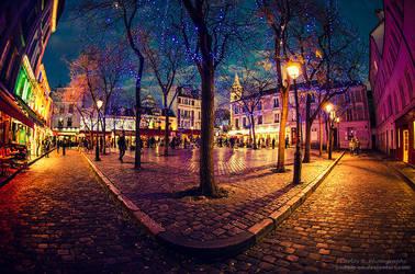 Montmartre by oO-Rein-Oo