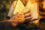 Enchanted Book by oO-Rein-Oo