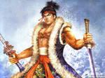 Musashi Miyamoto by zizo200575