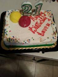 My cake by raetara