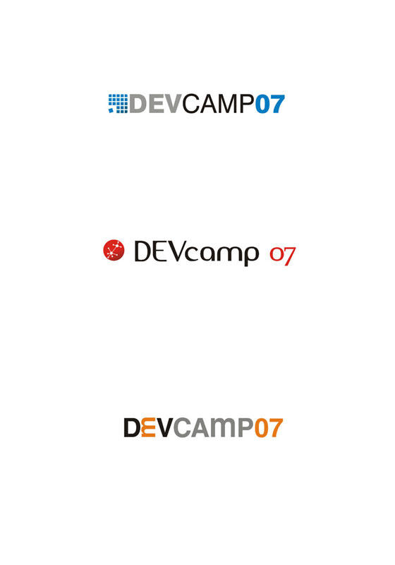 DevCamp conference logotype by Chasar