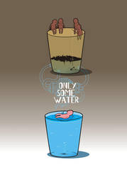 Only Some Water by Chasar