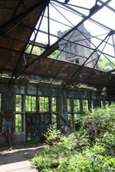 abandoned - 030 by thalija-STOCK