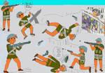 Other Skirmish on Ludya by dinaminzer