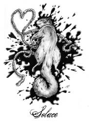 Solace Squirrel by SirPedroEC
