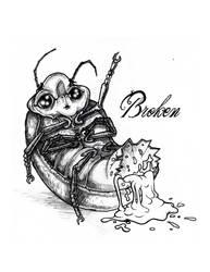 Broken - Firefly by SirPedroEC
