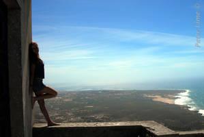 view from Peninha II by PeterLime