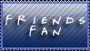 Friends Fan Stamp by PixieDust01
