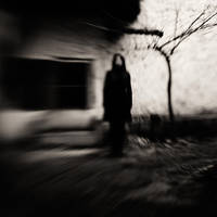 your ghost passing by by esmahanozkan