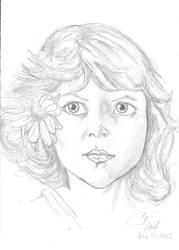 Maddy portrait by TylerChinTanner