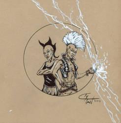 Storm Mug sm by TylerChinTanner