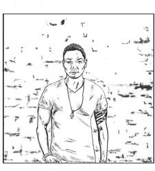 Paul Kim Album Cover: Inks by TylerChinTanner
