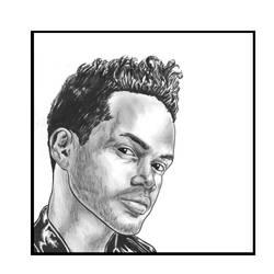 Matt Cab Album Cover: Inks by TylerChinTanner