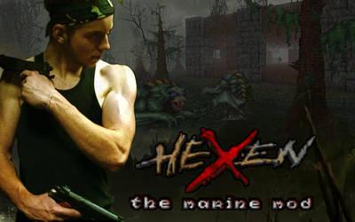Hexen: The Marine Mod old title by HexenStar
