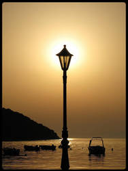 Sleeping sun... by algunavez