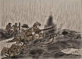 WW1 Passchendaele 1917 by Gozac1198
