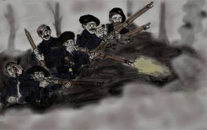 WW1 Hilsenfirst 1915 by Gozac1198