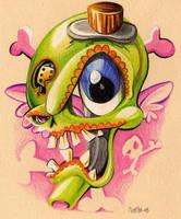 sugar scull boy by EvlogievaPetja